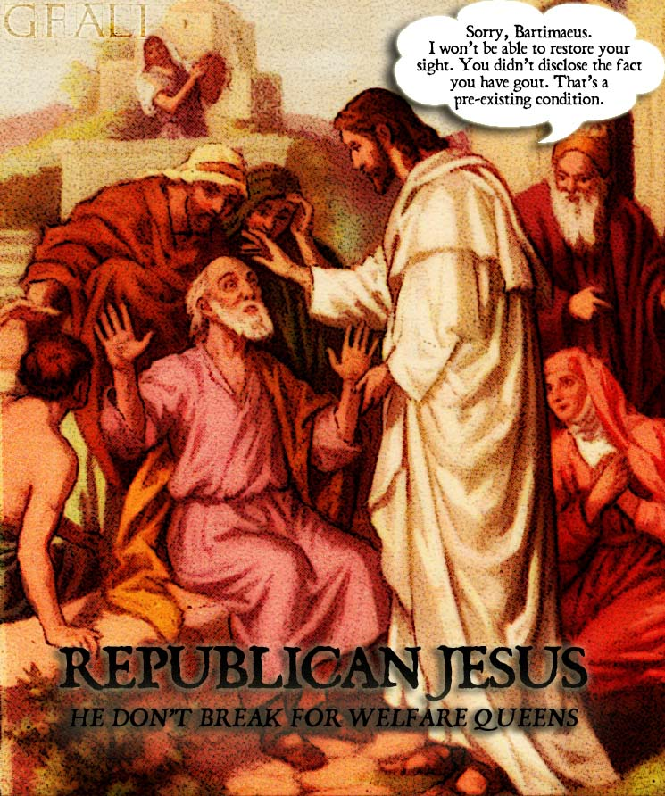 health+care+republican+jesus