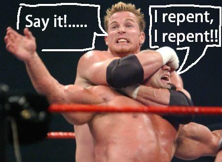 Christian Wrestling