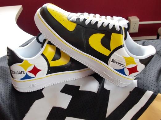 pittsburg-Steelers-Nike-Air-Force-One-Shoes