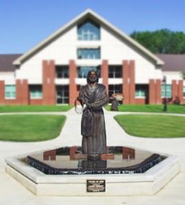 ashland seminary statue