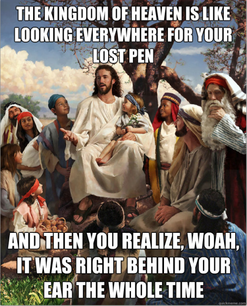 story time jesus the lost pen