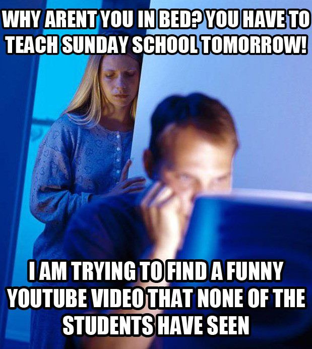Youth Ministry Meme Youtube