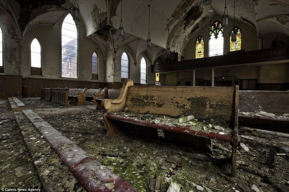 լքված եկեղեցի