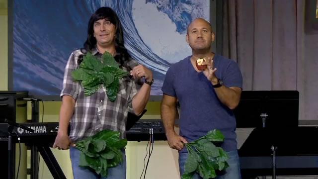 Skit Guys Adam and Eve