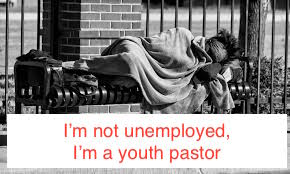 poor youth pastor
