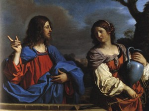 Christ and the Woman at the Well