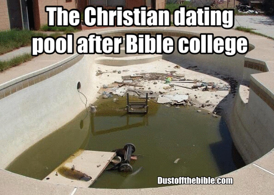 Christian dating meme