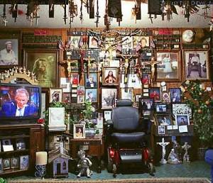 Cross Garden W.C. Rice's Den home