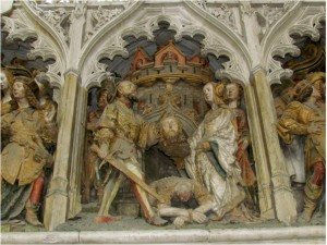 France Amiens Cathedral beheading