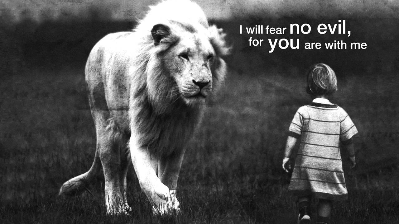 I-will-fear-no-evil