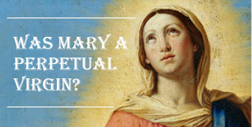 Perpetual Virgin Mary