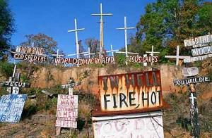 Prattville Alabama Cross Garden