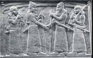 assyrian siege of Jerusalem
