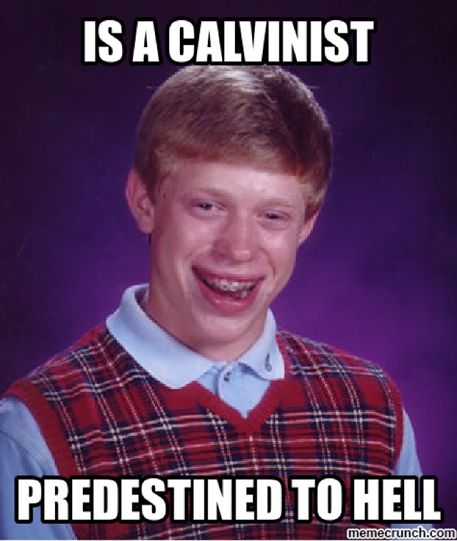 bad luck brian christian meme