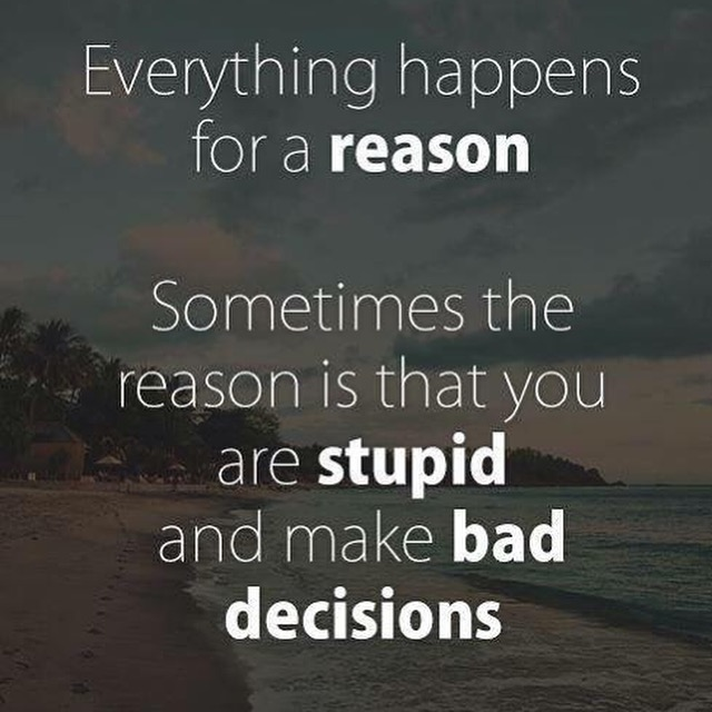 everything happens for a reason meme