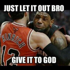 lebron james christian meme
