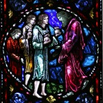 parable of the talents stained glass