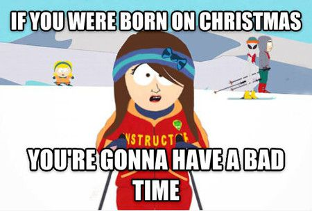 Born on Christmas