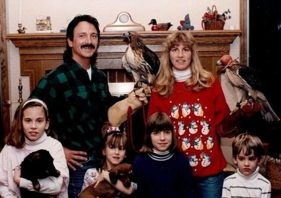 Falcon Family Christmas