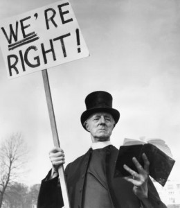 Fundamentalist Preacher