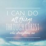 Philippians 4.13