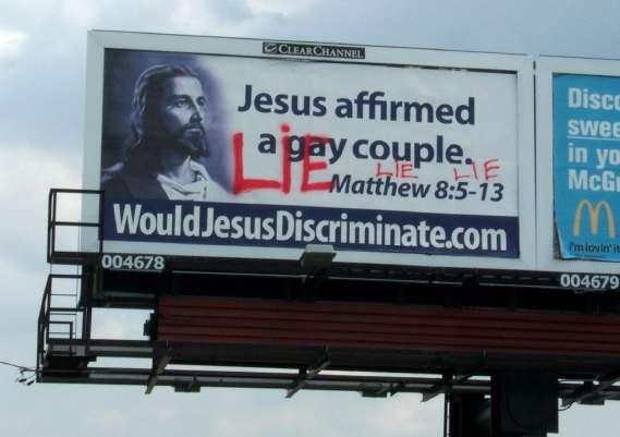 Christian evandalism