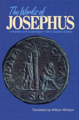 Complete Works of Josephus Cover