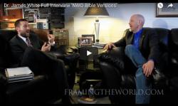 James White debating Steven Anderson KJVO