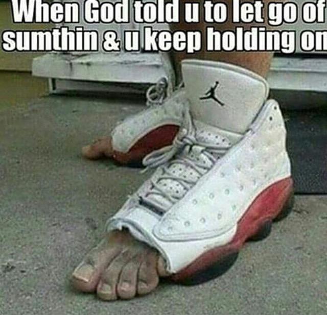 Let it go christian meme
