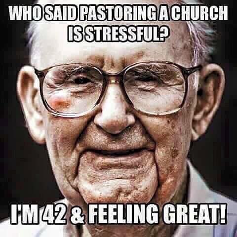 Pastoring Christian Meme