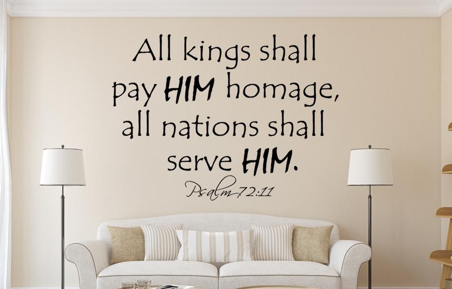 Psalm 72 11