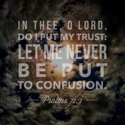 Psalms 71 1