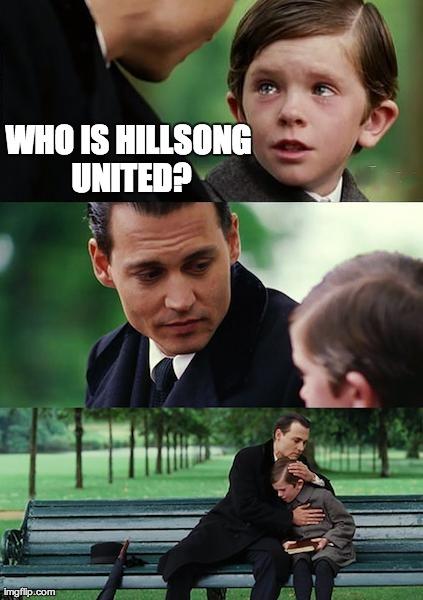 Hillsong United Meme