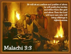 Malachi 3:3