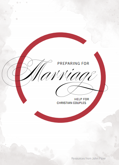 Preparing For Marriage - Help For Christian Couples Cover