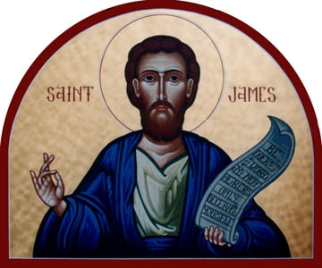 Saint James, Brother of Jesus
