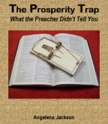 The Prosperity Trap By Angelena Jackson, Cover