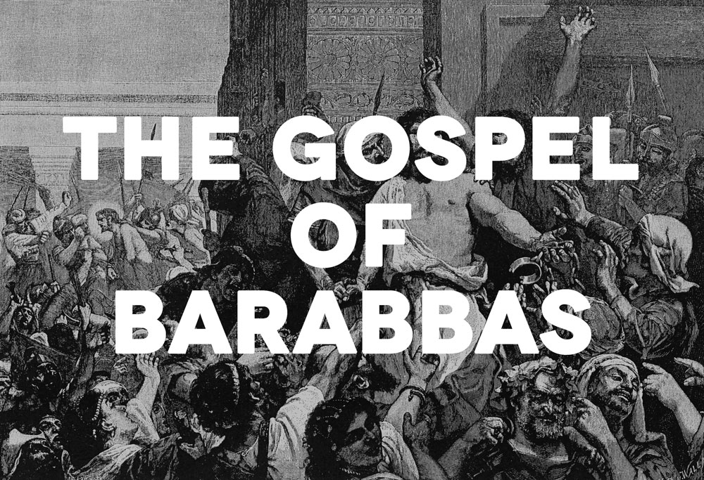 jesus barabbas in the bible