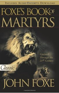 Fox Book of Martyrs Book Cover