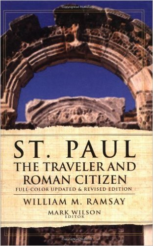 St. Paul the Traveler and the Roman Citizen