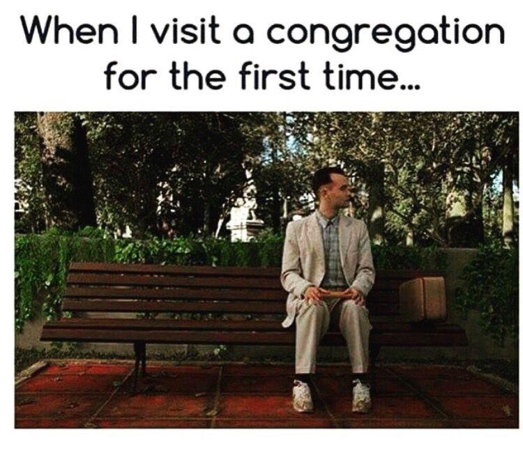 Visiting a New Church