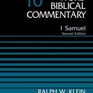 1-Samuel-Volume-10-Second-Edition-Word-Biblical-Commentary-0