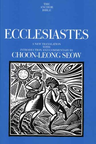 Ecclesiastes-The-Anchor-Yale-Bible-Commentaries-0