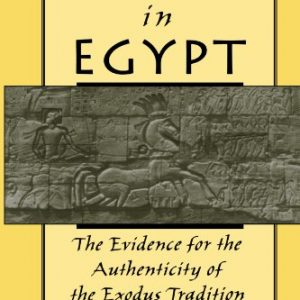 Israel-in-Egypt-The-Evidence-for-the-Authenticity-of-the-Exodus-Tradition-0