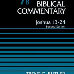 Joshua-13-24-Volume-7B-Second-Edition-Word-Biblical-Commentary-0