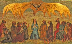 Lawrence Descent of the Spirit