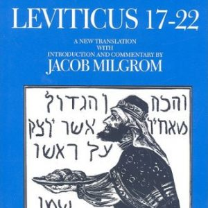 Leviticus-17-22-The-Anchor-Yale-Bible-Commentaries-0