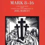 Mark-8-16-The-Anchor-Yale-Bible-Commentaries-0