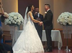 Wedding Justin and Lydia