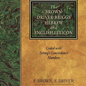 The-Brown-Driver-Briggs-Hebrew-and-English-Lexicon-0